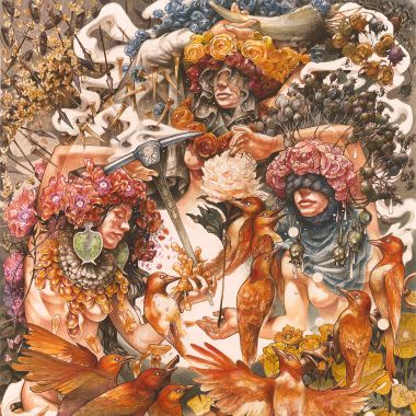 Baroness - Gold & Grey Album Cover