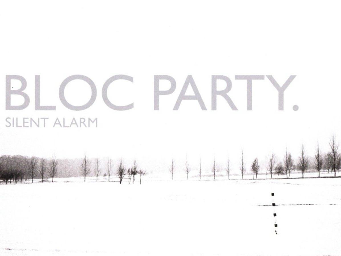 Bloc Party's The Silent Alarm