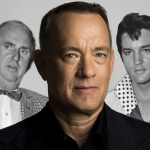 Colonel Tom Parker, Tom Hanks, and Elvis Presley Bas Luhrmann biopic