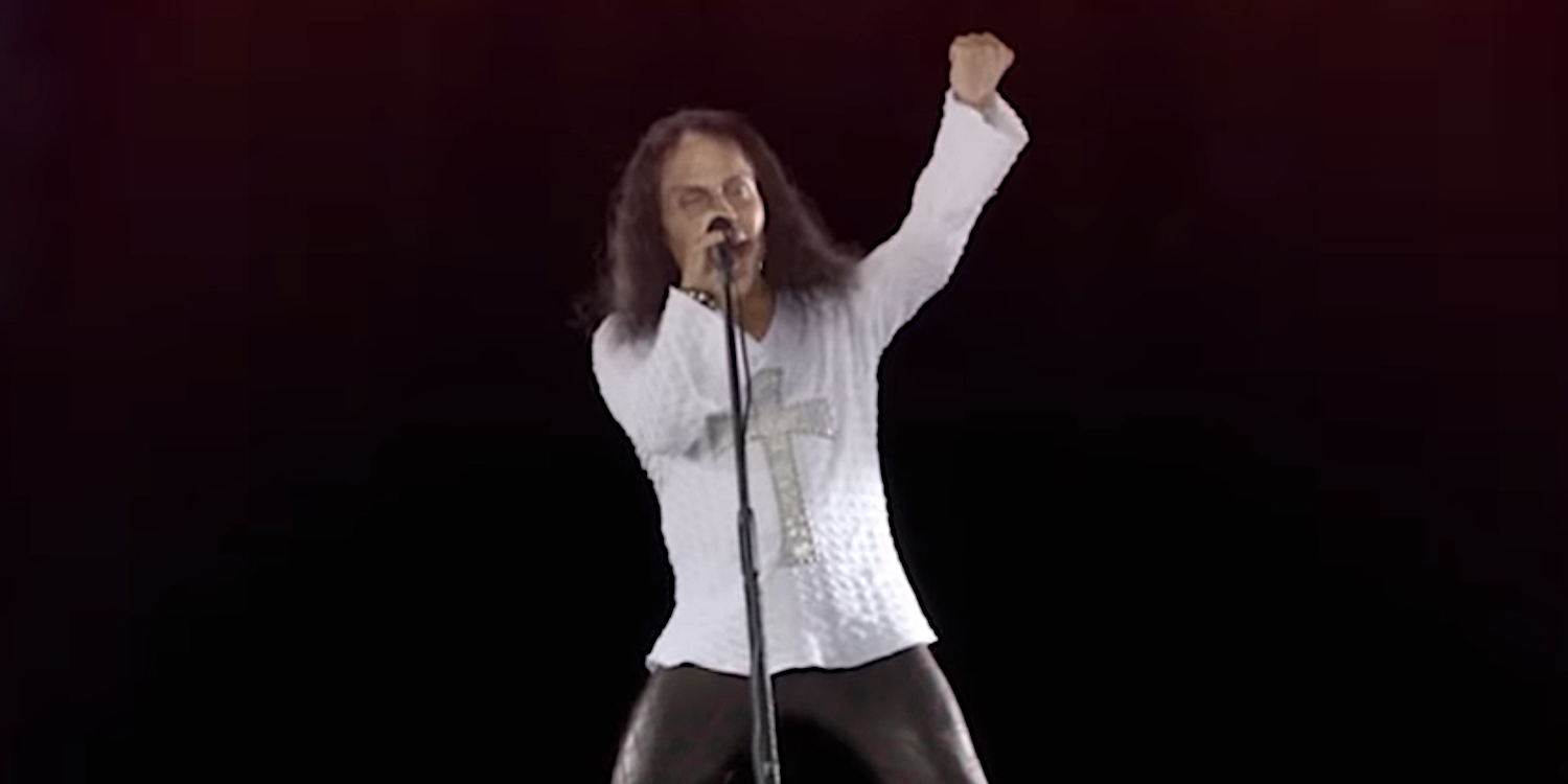Ronnie James Dio hologram tour previewed in new trailer: Watch