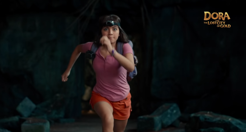 Dora the Explorer gets turned into a bonkers live-action
