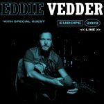 Eddie Vedder 2019 European Solo Tour
