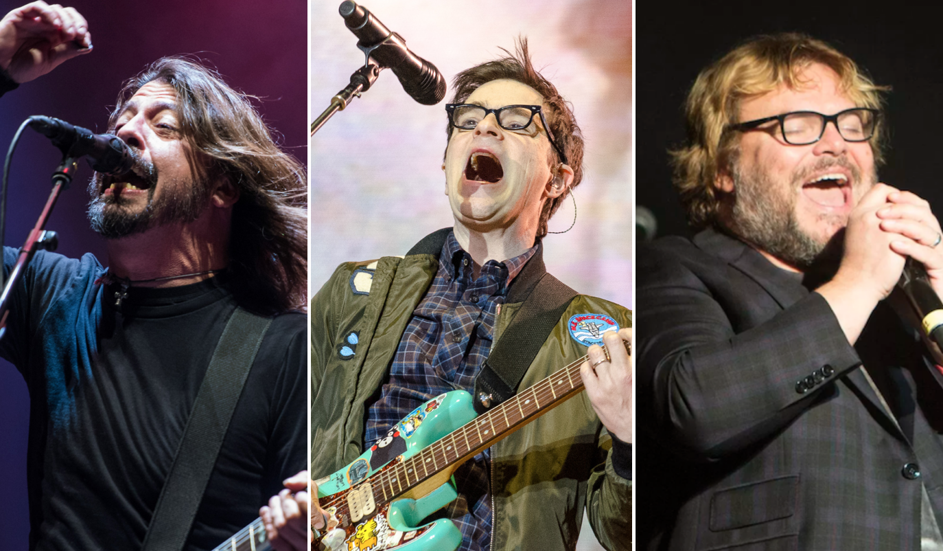 Foo Fighters announce South American tour dates with Weezer and Tenacious D