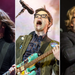 Foo Fighters (David Brendan Hall), Weezer (Ben Kaye), Tenacious D (Philip Cosores)
