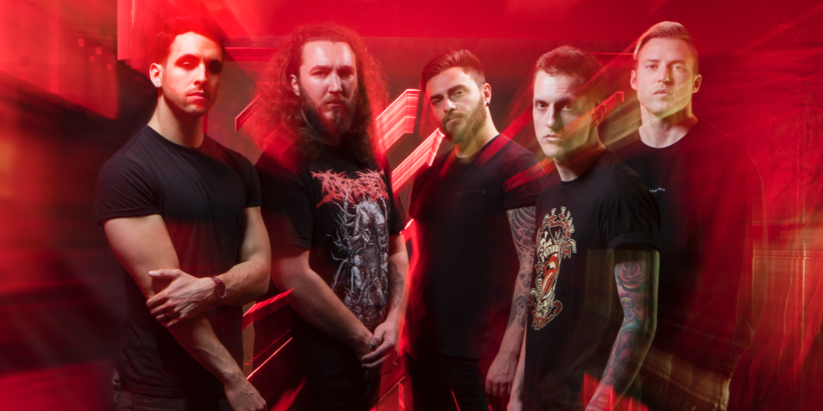 """I Prevail unveil video for new song """"Paranoid"""" off upcoming Trauma album: Stream"""