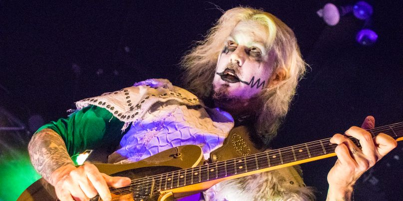 Live Review John 5 And The Creatures Invade New Jersey 3