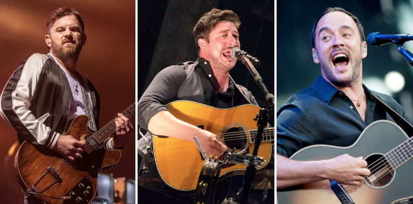 KAABOO Del Mar 2019: Kings of Leon, Mumford & Sons, Dave ...