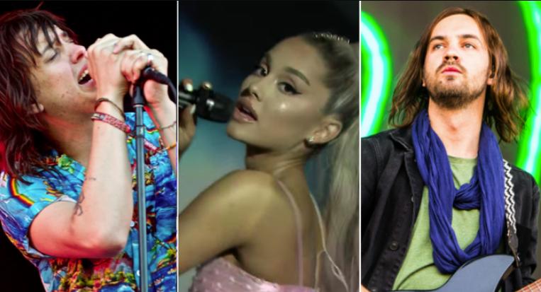 The Strokes (Robert Altman), Ariana Grande, Tame Impala (Cosores)
