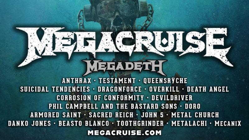 Megacruise poster