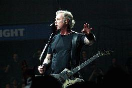 Metallica 1 Anne Erickson Live Review: Metallica Close North American Run of WorldWired Tour in Michigan (3/13)
