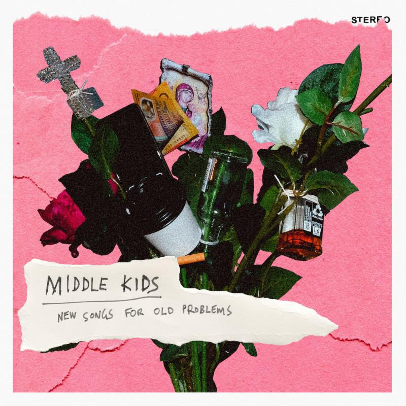 Middle Kids album art New Songs for Old Problems, Real Thing