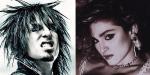 Motley Crue's Nikki Sixx / Madonna