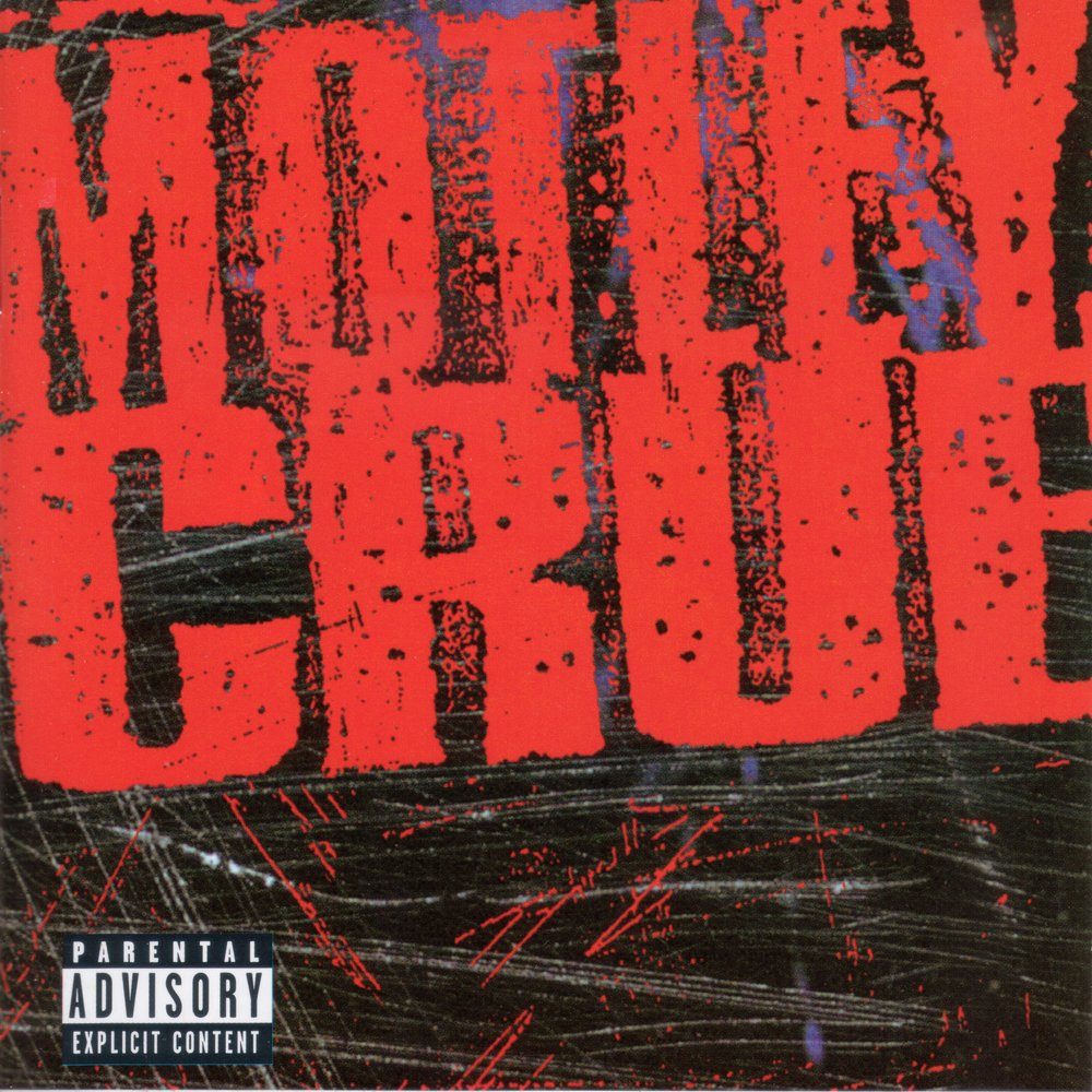 Motley Crue - self titled