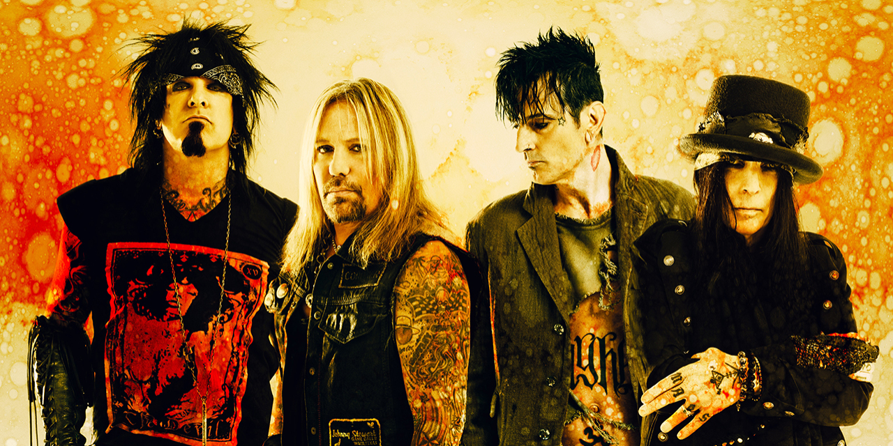 Mötley Crüe unveil two more new songs from the soundtrack to The Dirt: Stream