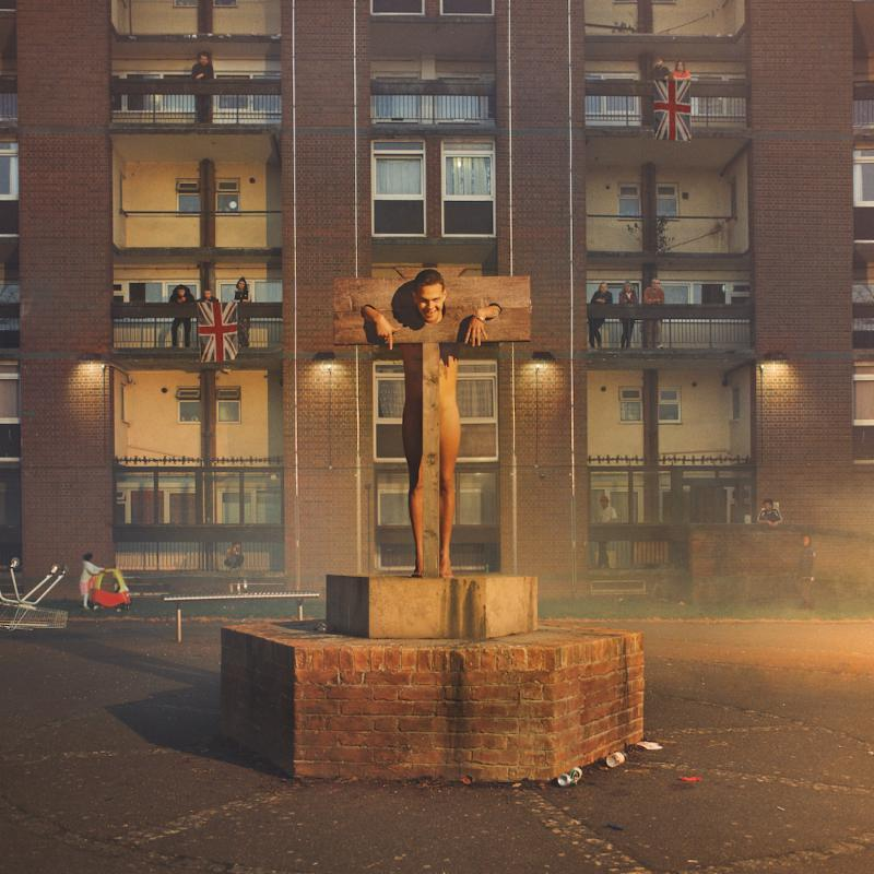 Nothing Great About Britain slowthai album cover artwork