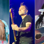 Childish Gambino (Ben Kaye), Blink-182 (Philip Cosores), Kacey Musgraves (Amy Price)