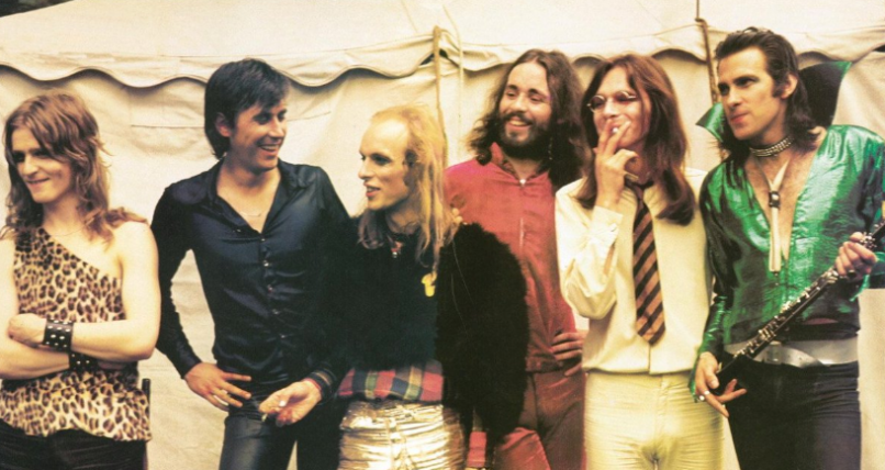 roxy music rock and roll hall of fame