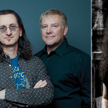 Rush and John Petrucci