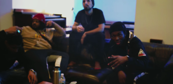 Saba Pivot Gang Studio Ground Rules Video Frsh Waters, MFnMelo