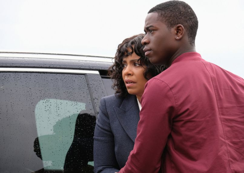 Sanaa Lathan twilight zone TV Review: Jordan Peeles The Twilight Zone Picks Up Where Rod Serling Left Off