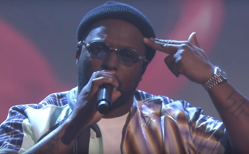 ScHoolboy Q on Fallon