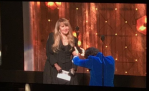 Stevie Nicks inducted into Rock & Roll Hall of Fame