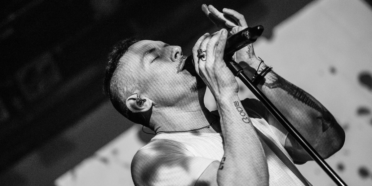 The Black Queen's Greg Puciato