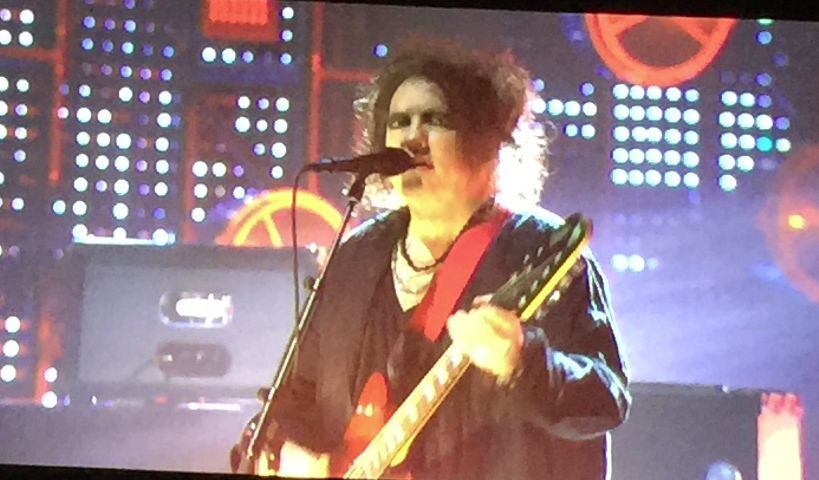 sweepstakes for the cure 2019 the cure perform at rock roll hall of fame induction 1623