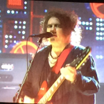 The Cure at Rock and Roll Hall of Fame 2019