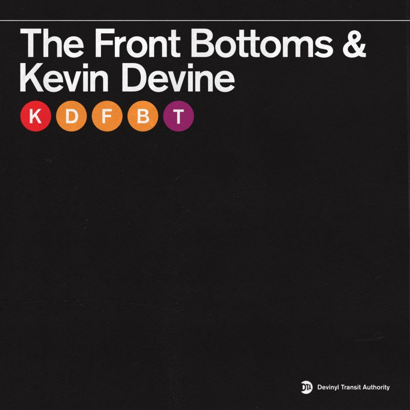The Front Bottoms Kevin Devine The Front Bottoms reimagine Kevin Devines Just Stay for new Devinyl Splits collaboration: Stream