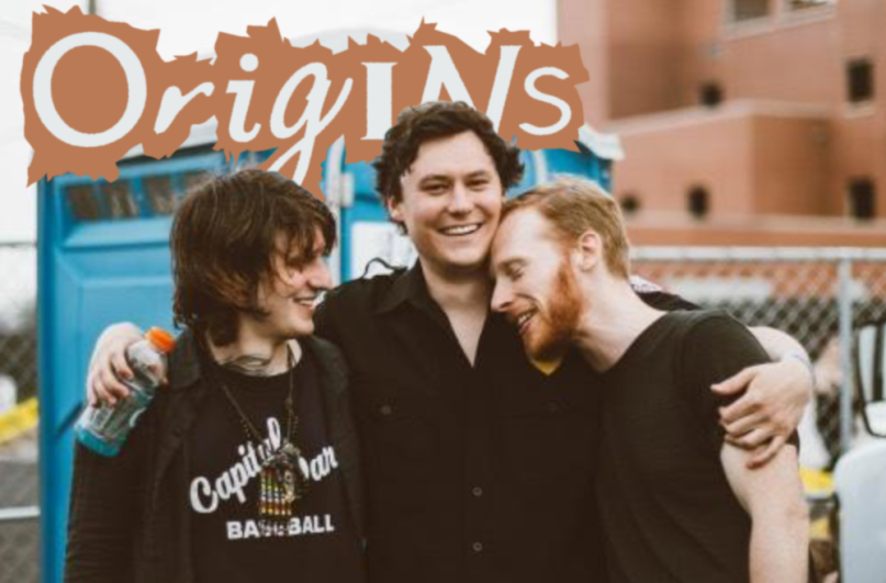 The Front Bottoms and Kevin Devine, photo by Mark Jaworski origins rhode island cover devinyl splits