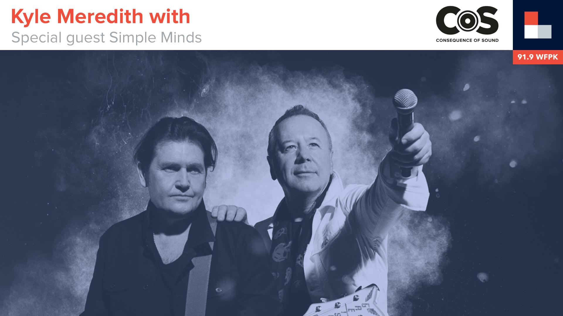 Simple Minds Breaks Down 40 Years Worth of Music