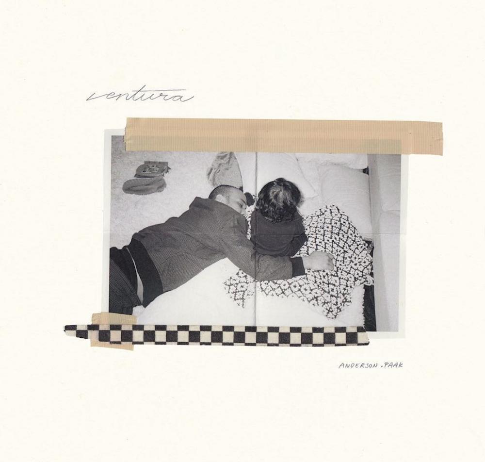 anderson paak ventura album artwork cover