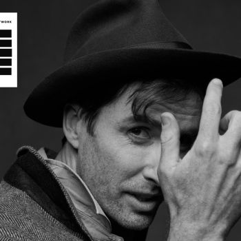 Andrew Bird, This Must Be the Gig, Podcast, Black and White, Hat
