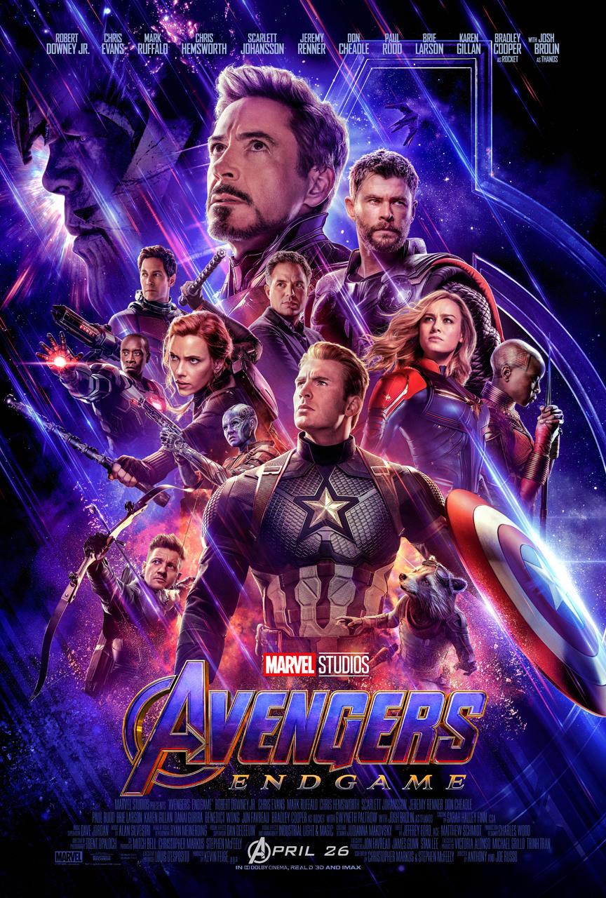 avengers endgame Captain Marvel joins the fight against Thanos in new nostalgic trailer for Avengers: Endgame: Watch