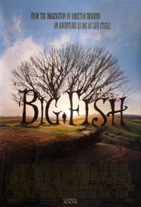 big fish tim burton movie 2003