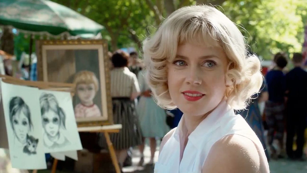 big eyes tim burton amy adams christoph waltz movie