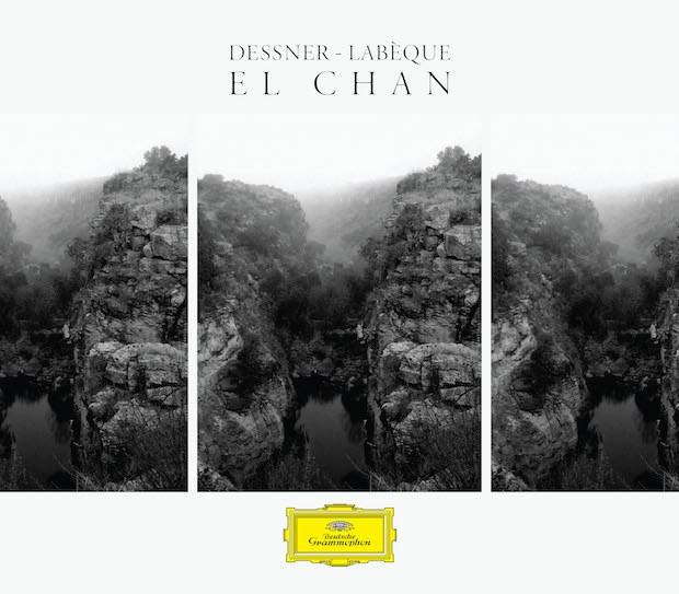 Bryce Dessner classical album labéque El chan album cover artowrk