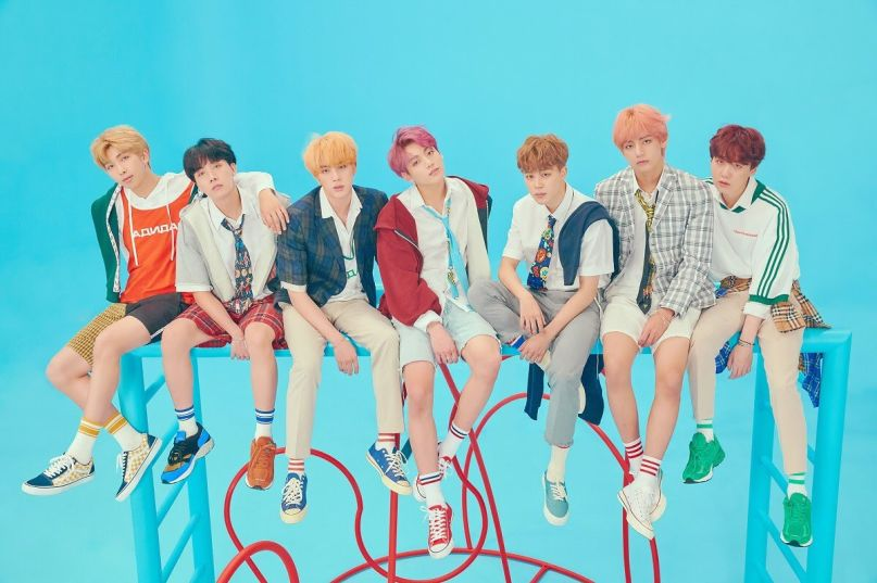 BTS Announce New Album Map Of The Soul: Persona