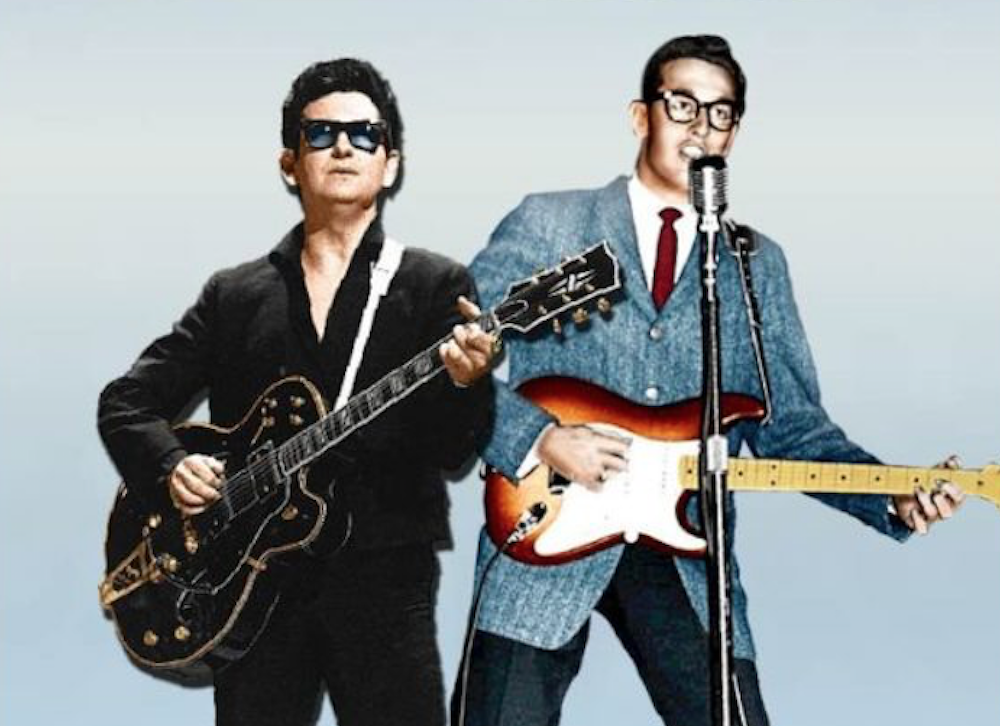 Roy Orbison And Buddy Holly Holograms Are Going On Tour Together Consequence Of Sound