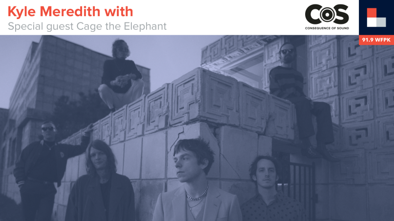 Cage the Elephant, Kyle Meredith With..., Horror Movies, Horror