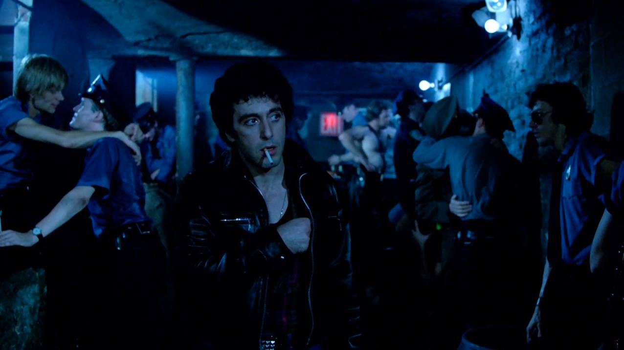 Al Pacino, Cruising, Waxwork Records