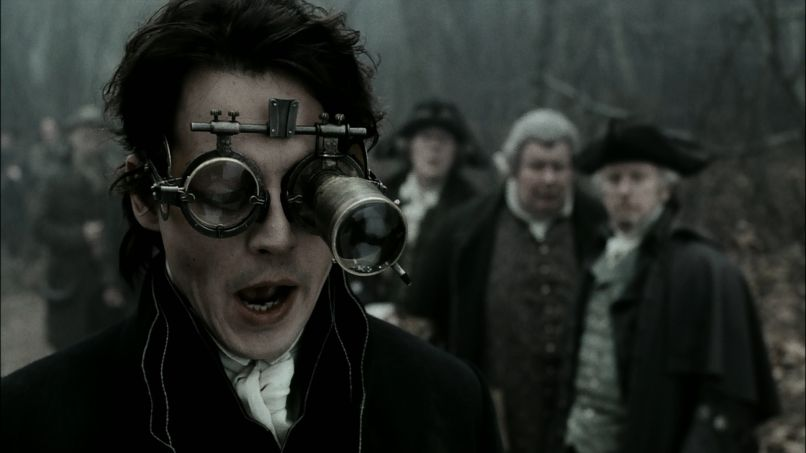 depp sleepy hollow Ranking: Every Tim Burton Movie from Worst to Best