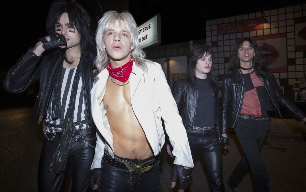 the dirt netflix motley crue biopic