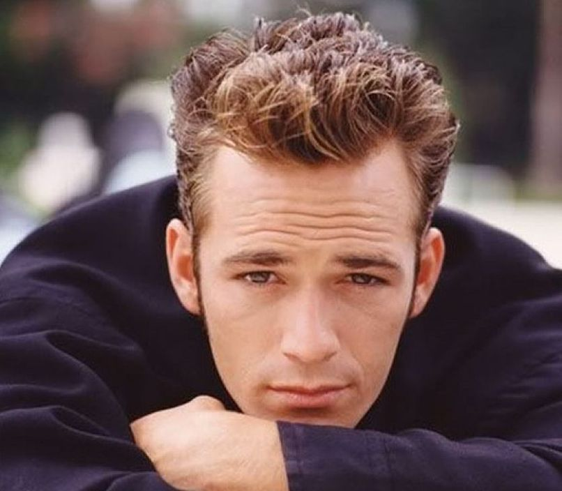 Luke Perry Redefined Cool and Slayed My Heart