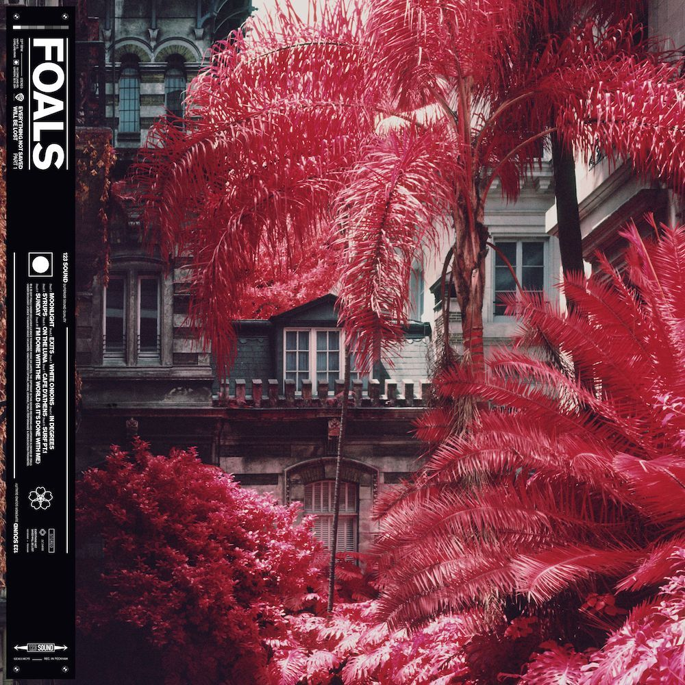 Everything not saved will be lost part 1 foals track by track album stream