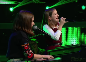 "The Voice Kids 2019 Germany Radiohead ""Creep"" Cover performance video"