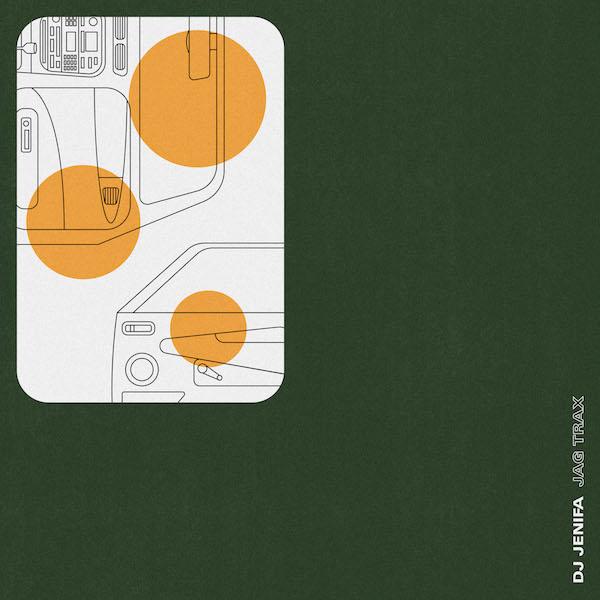 gold panda dj jenifa jag trax album cover artwork