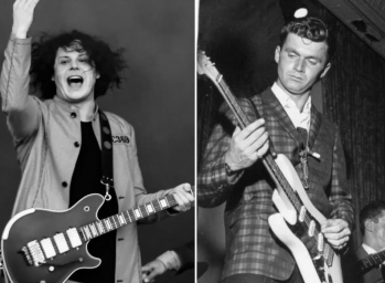 Jack White pay tribute Dick Dale Brian Wilson Brian May