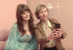 "Jenny Lewis ""Red Bull Hennessy"" music video Beck Mac DeMarco St Vincent Jeff Goldblum"